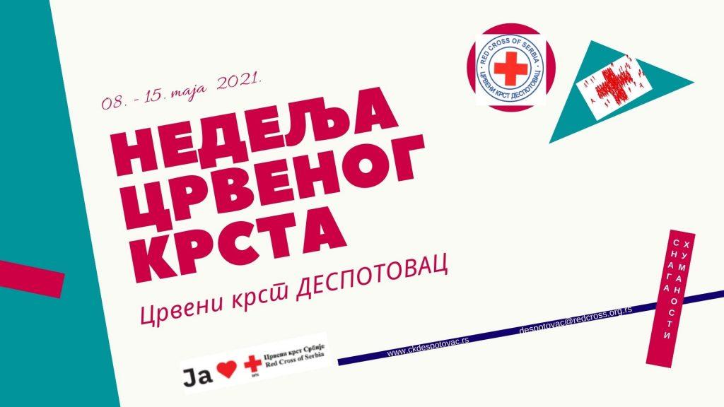 08. мај 2021. – Дан Црвеног крста