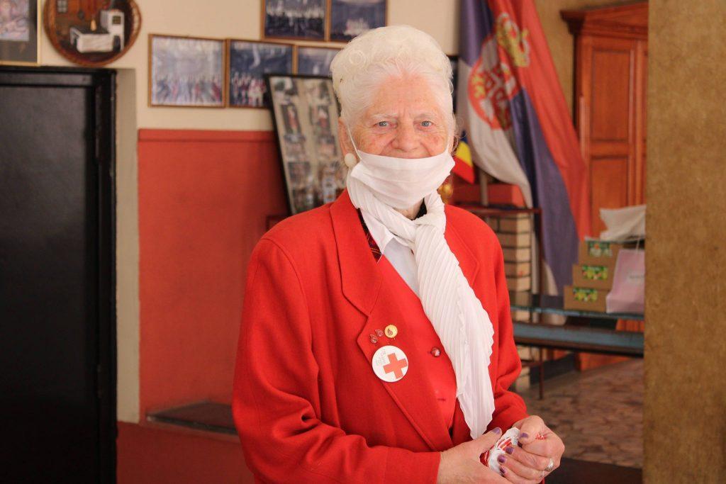 Мијаиловић Персида – најстарији волонтер Црвеног крста Деспотовац