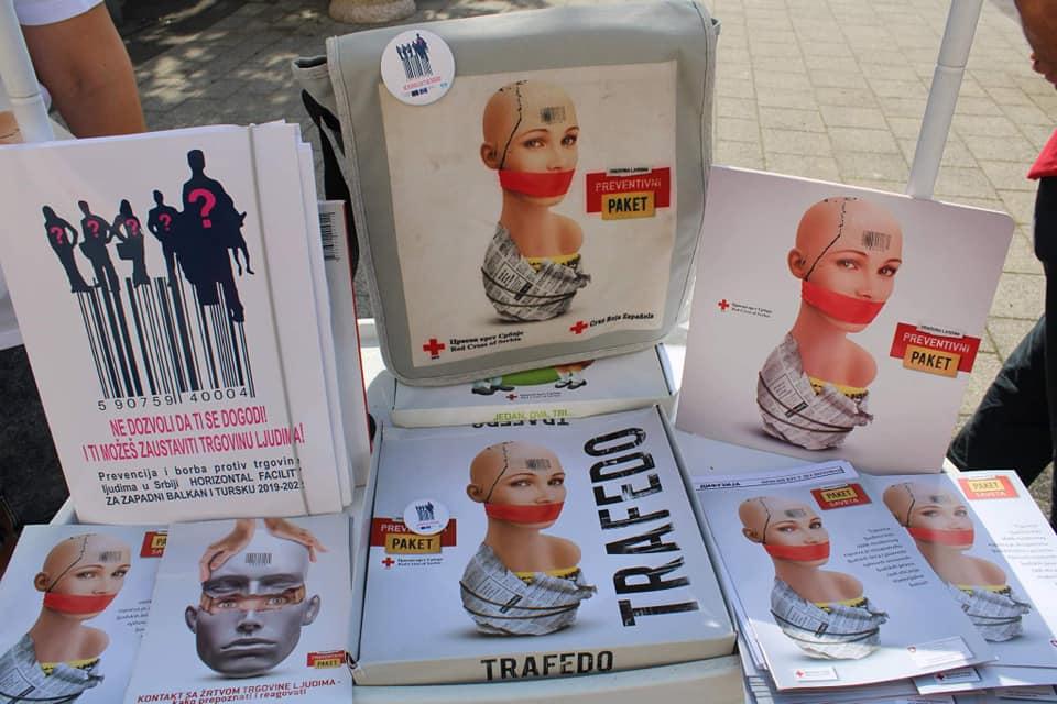 Светски дан борбе против трговине људима, 30. јул
